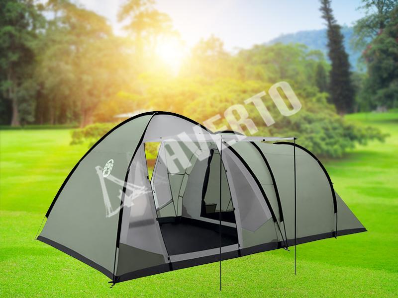 Coleman Waterfall 5 Deluxe & Coleman Tent Waterfall™ 5 Deluxe | Family Tent