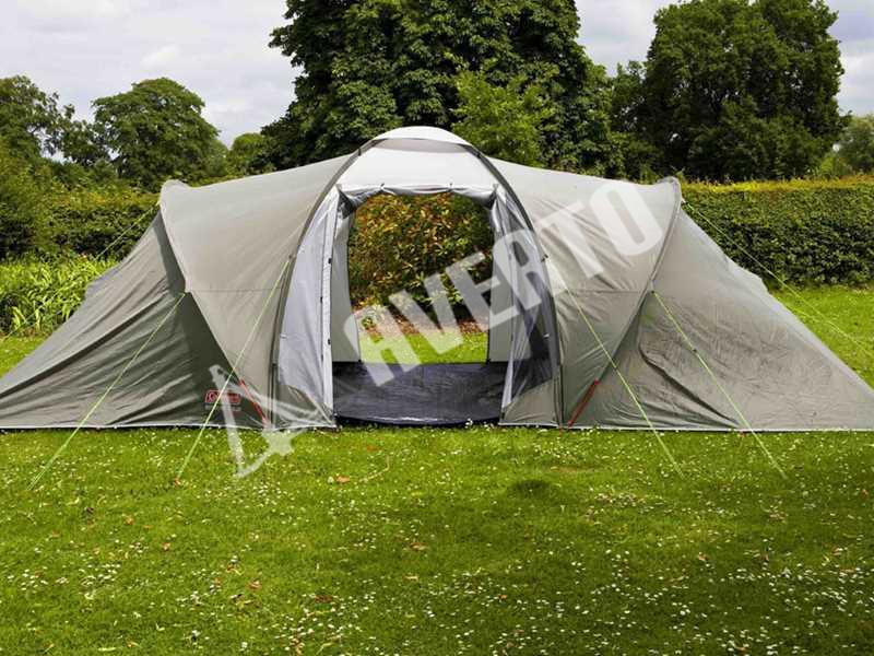 Zelt Ridgeline 6 Plus : Camping zelt coleman ridgeline™ plus mit wohnbereich