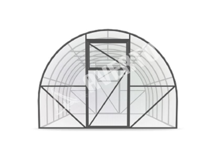 Gewächshaus Rahmen 3x10 m | Gewächshaus 3x4 m - 4x20 m
