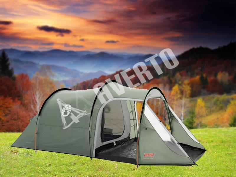 Coleman Coastline™ 3+ & The Coleman Coastline 3 Plus Dome Tent is a great tent