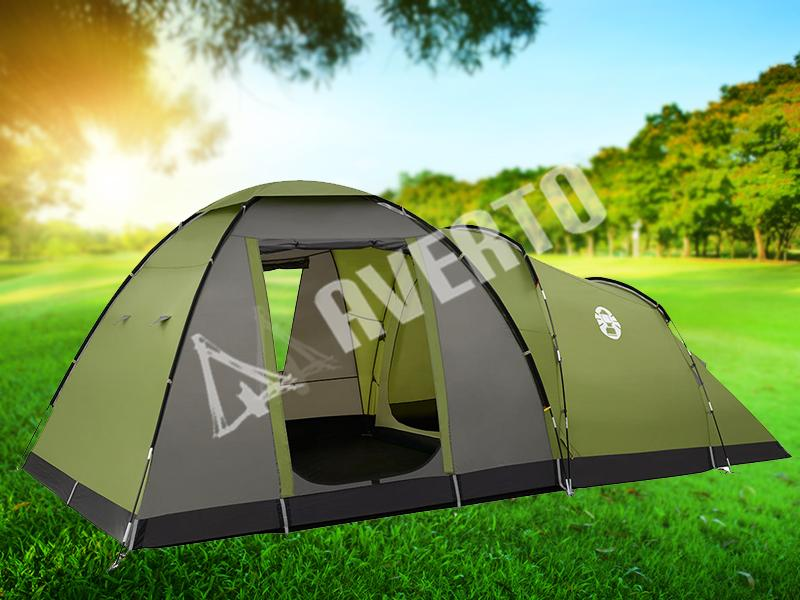 Coleman Raleigh 5 & Lightweight 5 person Coleman tent - Raleigh 5
