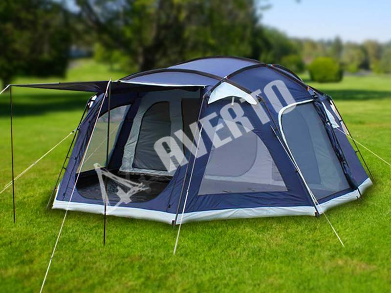 8-person-tent-grand-1 ... & Large Camping tents for 8 Man | 8-person Tents