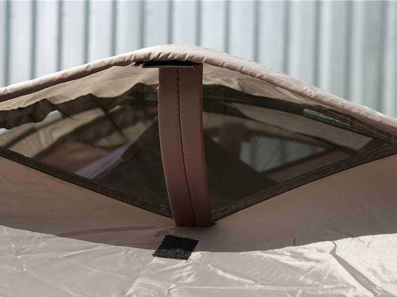 Telts ventilācija